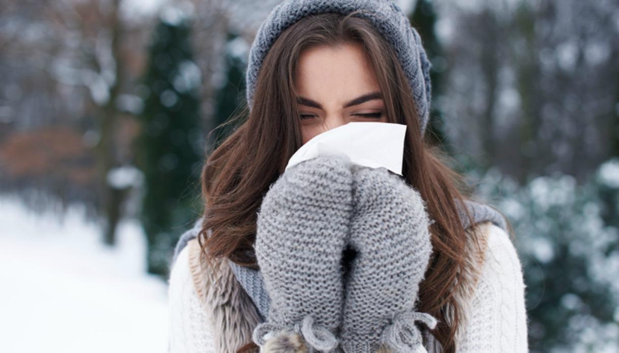 I raffreddori invernali: ritornano i nemici in agguato negli allenamenti all'aperto o nelle palestre chiuse e affollate